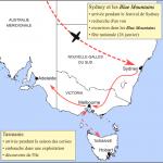 Notre parcours durant nos premiers mois en Australie