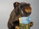 Des dollars australiens bien gardés