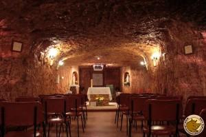 Église catholique souterraine de St Peter et St Paul