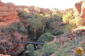 Kings Canyon - Jardin d'Eden