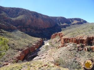 MacDonnell Range - Ormiston Gorge