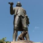 Saladolar et le capitaine Cook