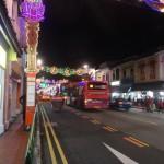 Singapour - Little India, en pleine fête hindouiste de Dipavali